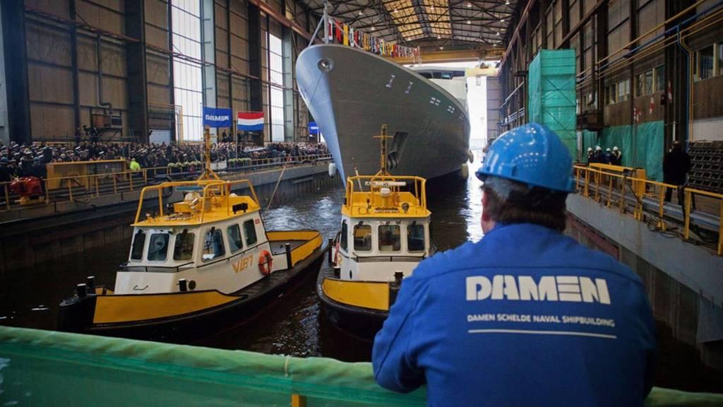 Damen Shipyards