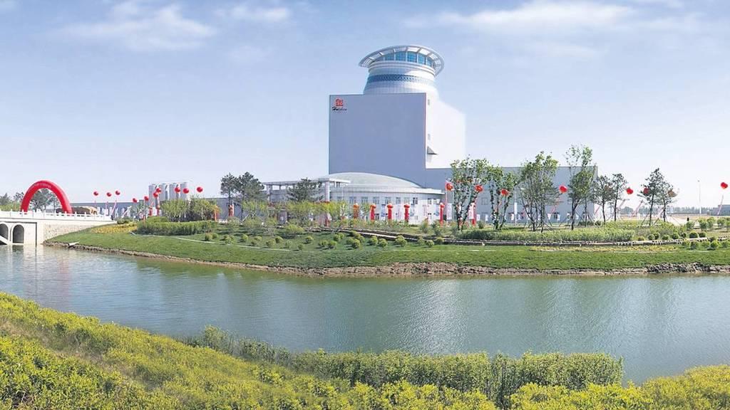 Zuivelproductielocatie in Xuishui