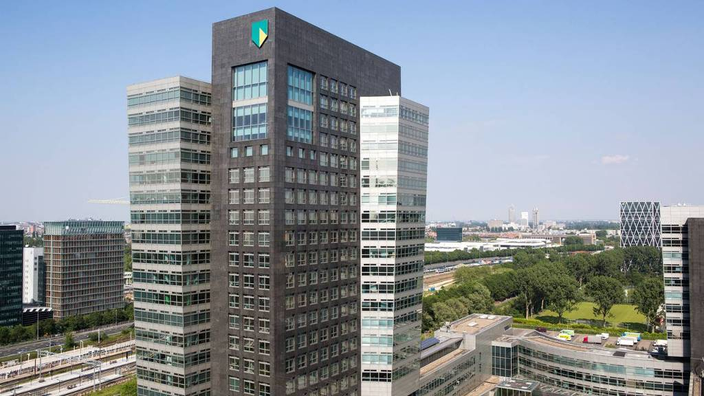ABN Amro, Amsterdam - €371.800.000