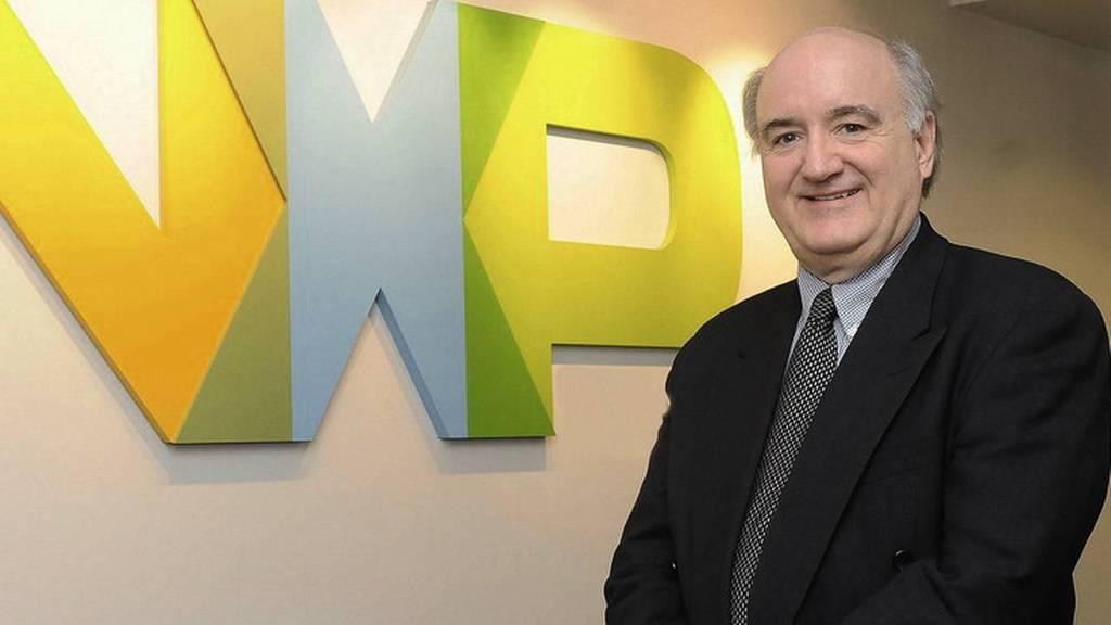 Rick Clemmer, topman van NXP