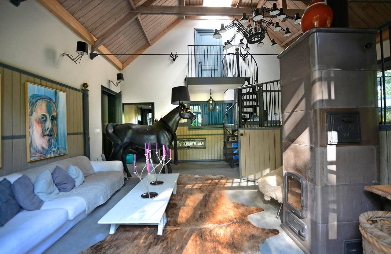Stoere villa bij het corversbos het financieele dagblad - Te vergroten zijn huis met een veranda ...