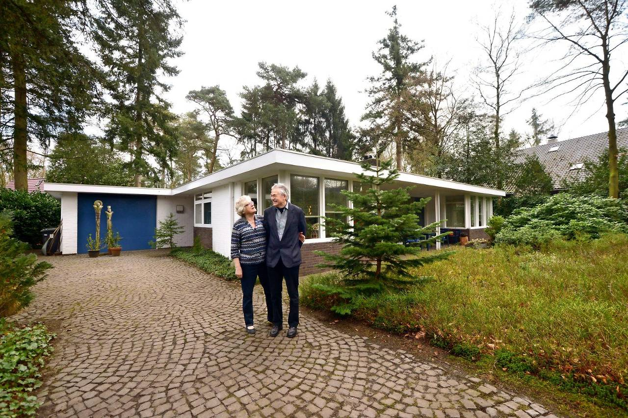 Rietveld woning in lommerrijk apeldoorn het financieele for Huis te koop as