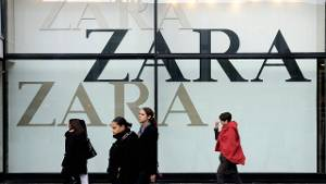 Filiaal van Zara in Rotterdam
