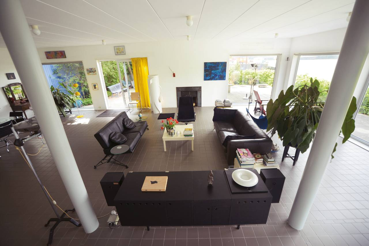 Wonen en werken aan het stadsstrand het financieele dagblad for Woning te huur rotterdam zuid