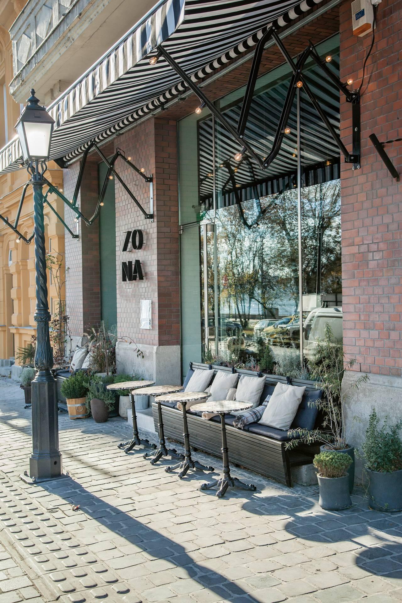 Vijf hotspots in oost europa het financieele dagblad - Eigentijds restaurant ...