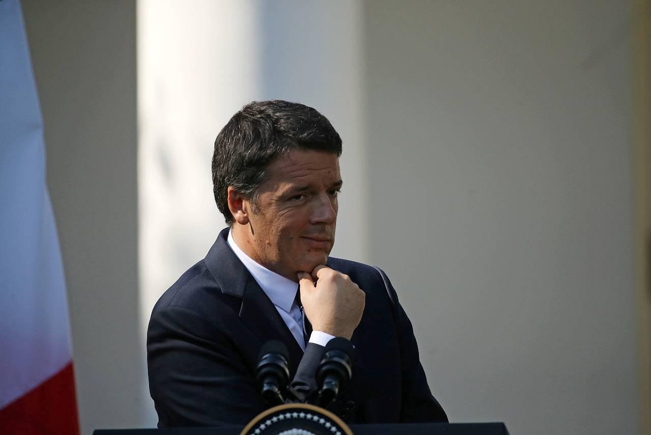 Bij een nee stapt premier Renzi op. Door de politieke onzekerheid zal de spread oplopen. (Foto: Reuters)