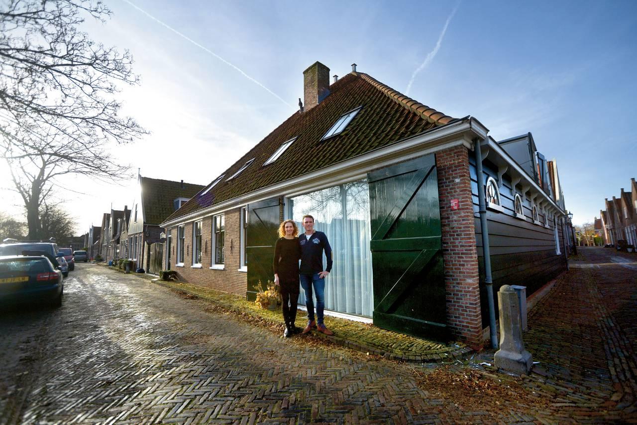 Grote woonboerderij in edam het financieele dagblad for Woonboerderij te koop