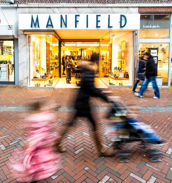 Filiaal van Manfield. (Foto: HH)