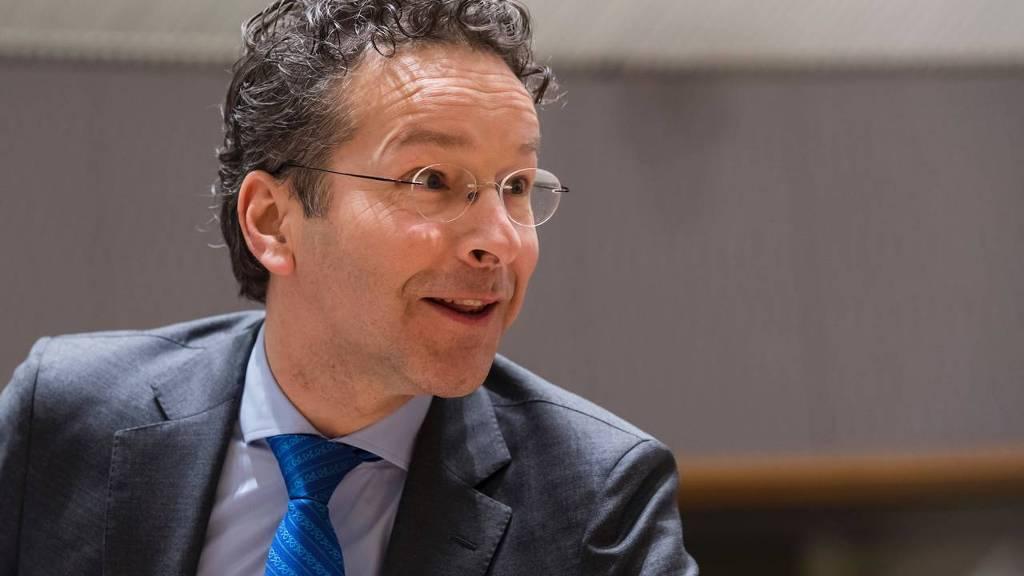 PvdA-minister Jeroen Dijsselbloem (Foto:HH)