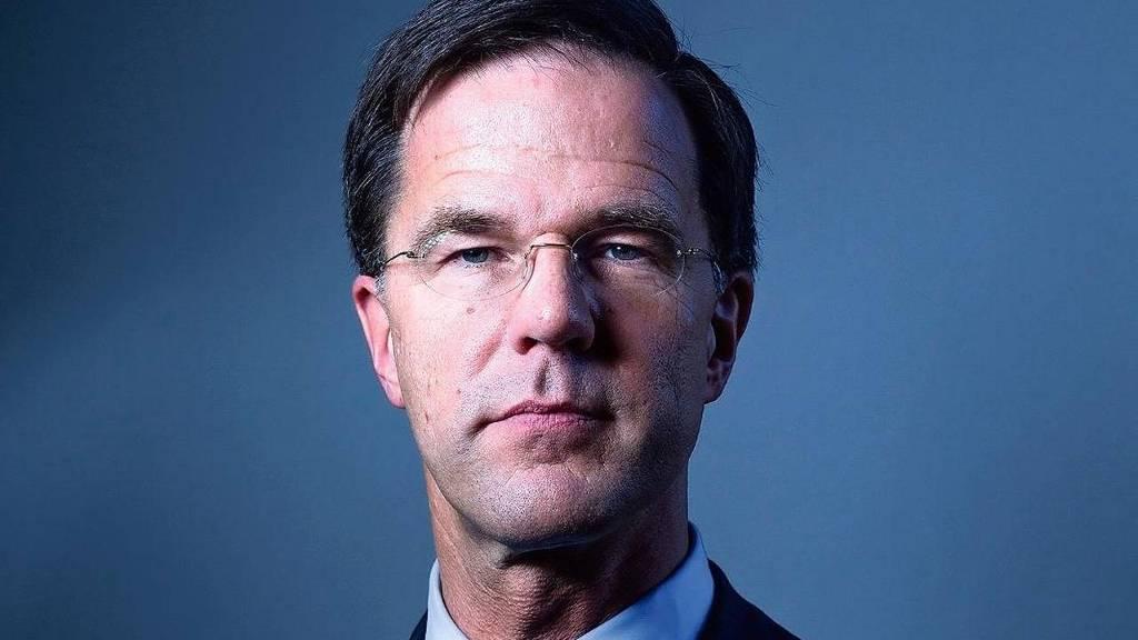 Mark Rutte (foto: Peter Boer)
