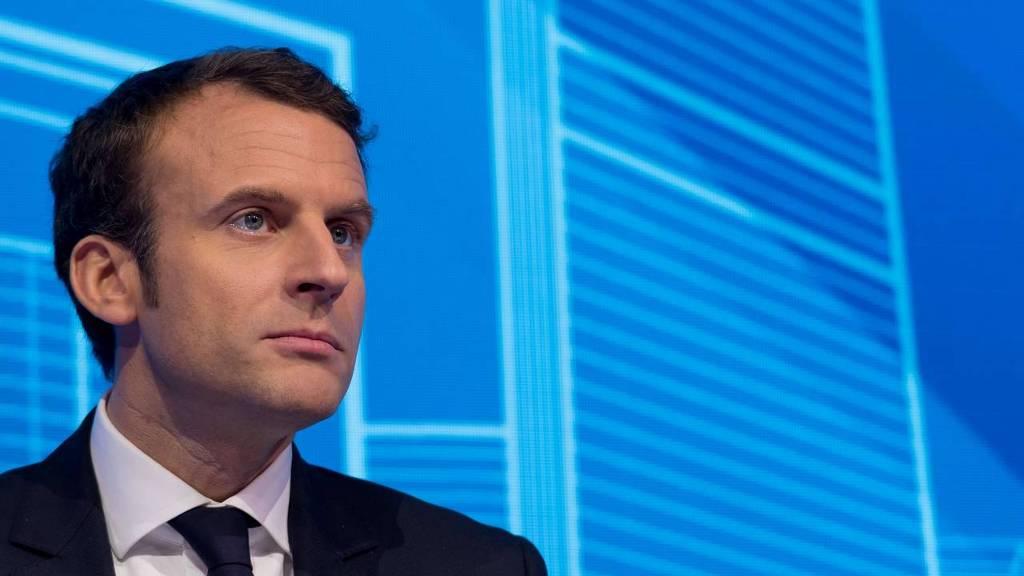 Emmanuel Macron (foto: Reuters)