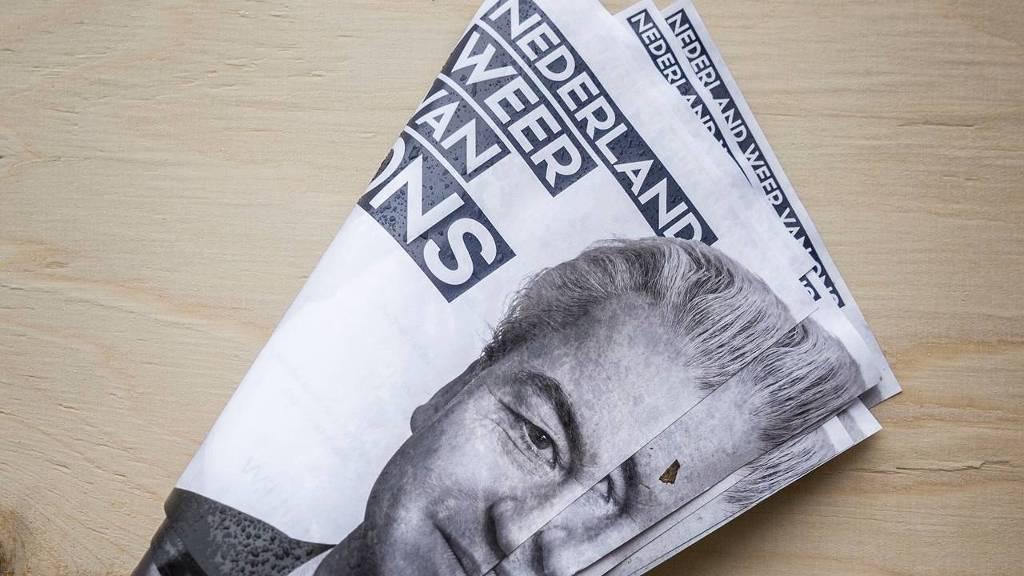 Verkiezingsposter van Geert Wilders (Foto: Hollandse Hoogte)